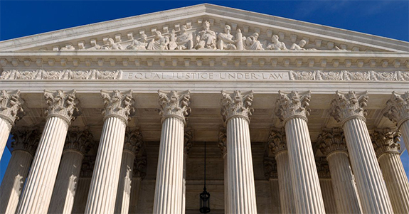 U.S. Supreme Court Decision, Howell vs. Howell