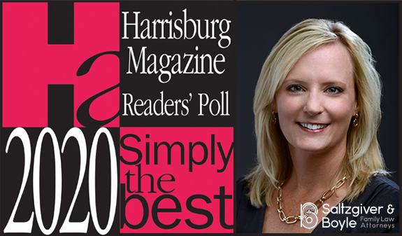 Harrisburg Magazine Simply The Best Divorce Attorney - Catherine Boyle
